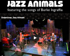 BIngraffia Jazz Animals