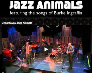 BIngraffia Jazz Animals