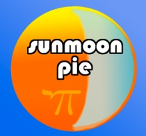 Sunmoon Pie logo