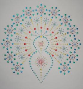 The Alala Bird - Radiates Love, Wisdom and Compassion