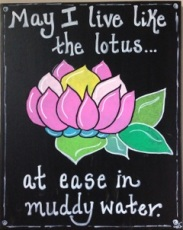 DTrach Live like Lotus